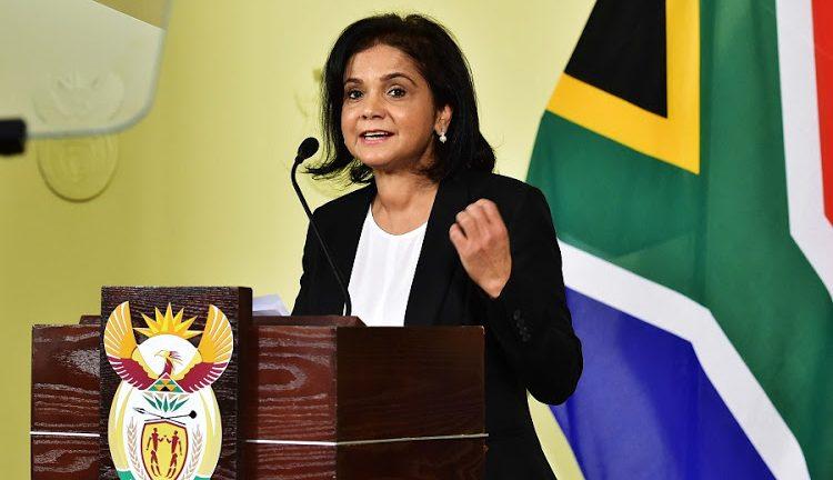 National Director of Public Prosecutions, Advocate Shamila Bathohi