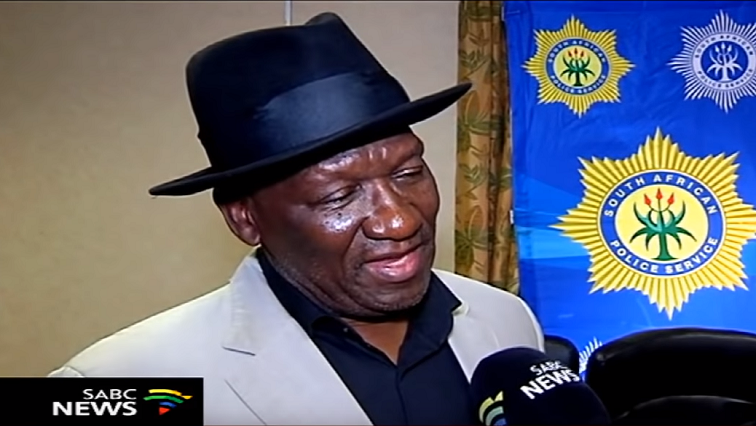 SABC News Bheki Cele 2 - Cele lauds Inauguration law enforcement agencies