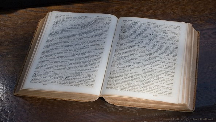 SABC News Bible R - Bible to be translated into San languages