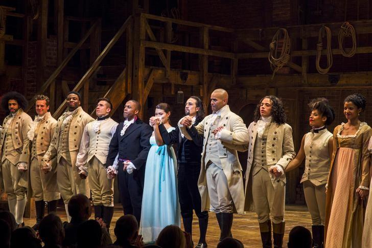SABC News Broadway Reuters - Broadway shows break attendance, revenue records in current season