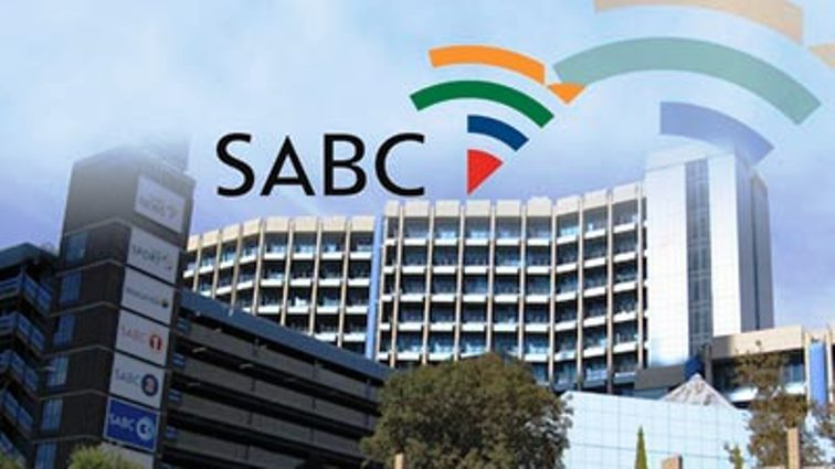 SABC News Building SABC 1 - Business as usual for SABC employees after diesel spillage