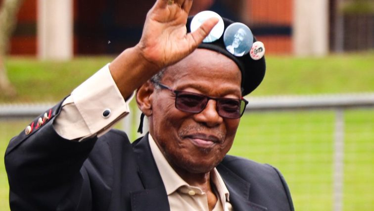 SABC News Buthelezi @IFPinParliament 1 - Buthelezi will be the oldest parliamentarian