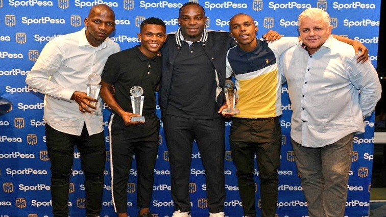 SABC News Cape Town City Twitter 2 - Thamsanqa Mkhize the big winner at Cape Town City awards