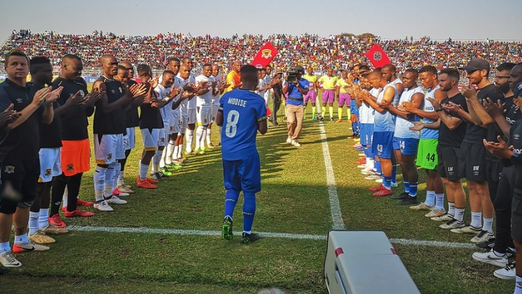 SABC News CapeTownCity Twitter 3 - Cape Town City players shift focus to COSAFA Cup