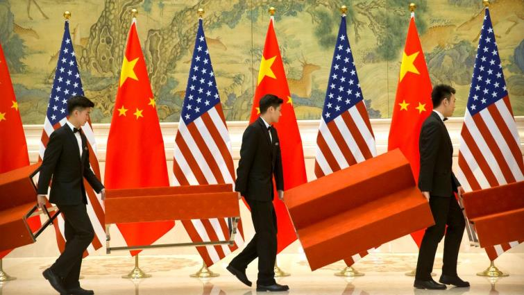 SABC News China USA Reuters - China, US trade war continues