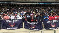 Chippa United FC supporters