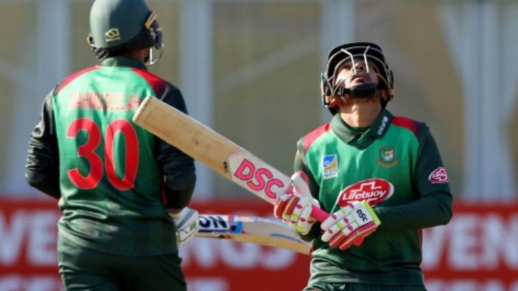 SABC News Cricket Bangladesh AFP - Bangladesh beat West Indies to set up final rematch