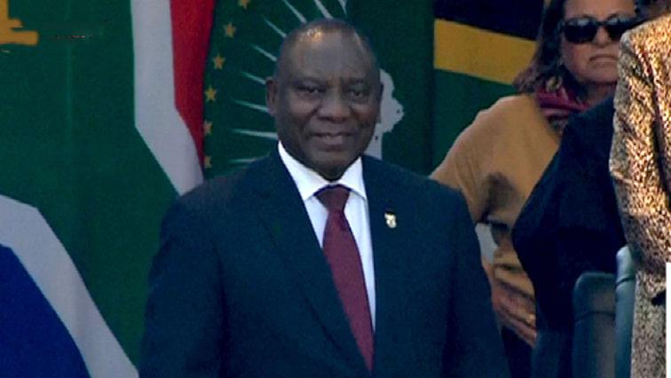 SABC News Cyril Matamela - President Ramaphosa to announce much anticipated cabinet