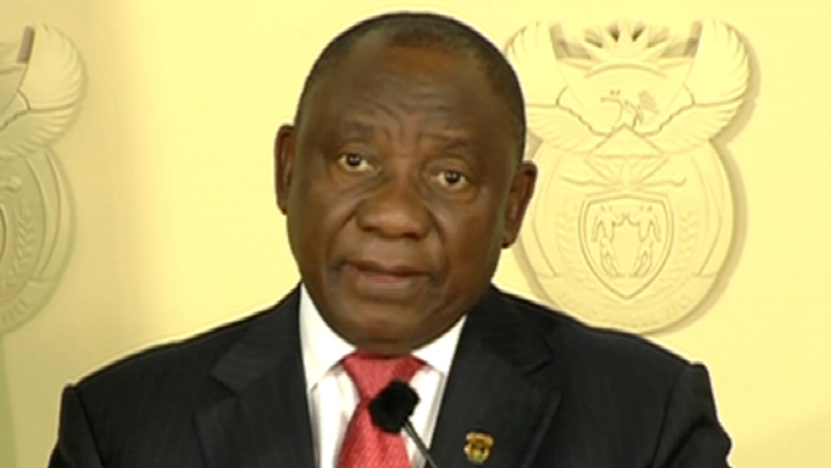 SABC News Cyril Ramaphosa 5 - President confirms receipt of PP's notice over Bosasa controversial donation