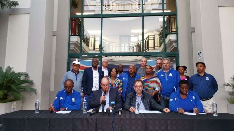 SABC News DA @Our DA - DA says party will work on regaining support for 2021 elections
