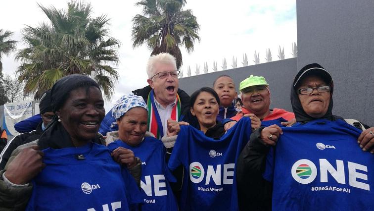 SABC News DA Twitter @Our DA - DA holds on to W Cape despite challenges