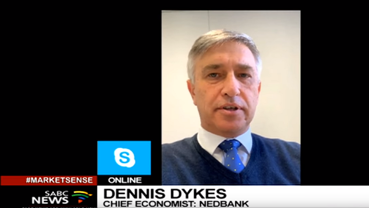 SABC News Dennis Dykes - 'Unemployment can only be alleviated if the economy improves'