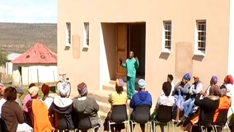 SABC News Didikidikana village - Eastern Cape village anti-crime movement causes division