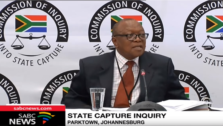 SABC News Dr Popo Molefe - Transnet Chair calls Molefe, Gama and Singh architects of state capture