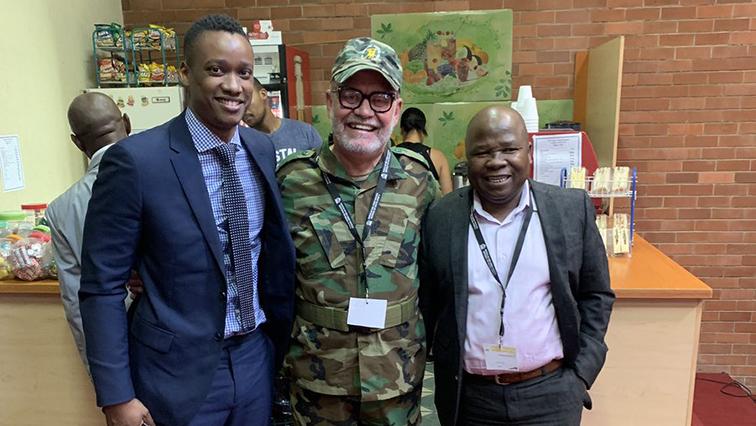 Duduzane Zuma, Carl Niehaus and Des van Rooyen