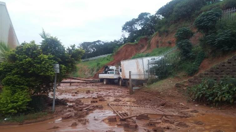 SABC News Durban Reservoir - Structural defects may have caused Durban reservoir collapse: Investigation