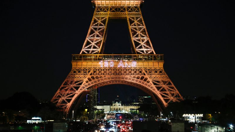 SABC News Eiffel Tower AFP - Eiffel Tower celebrates 130th birthday