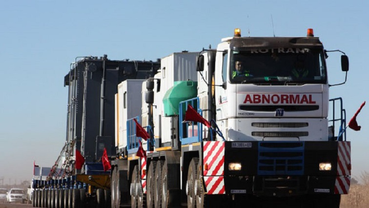 SABC News Eskom Rotek Logistics 1 - Call for trucks to stop operating in residential areas