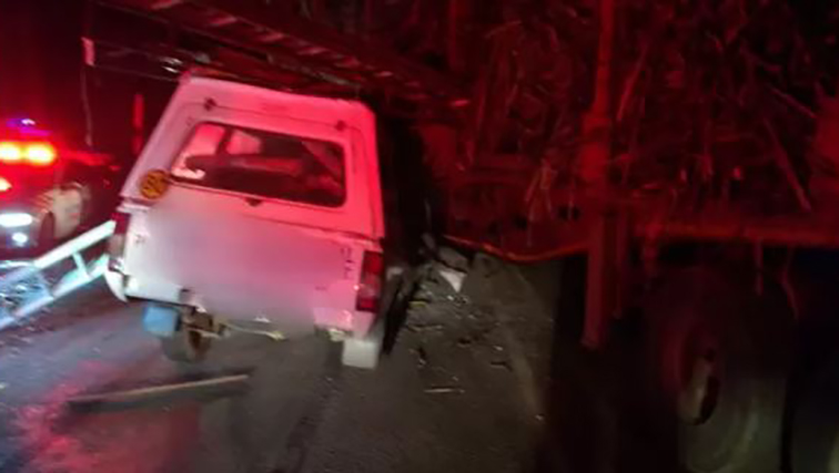 SABC News File Acci Netcare 911 Arrive Alive - Four killed in KZN crash