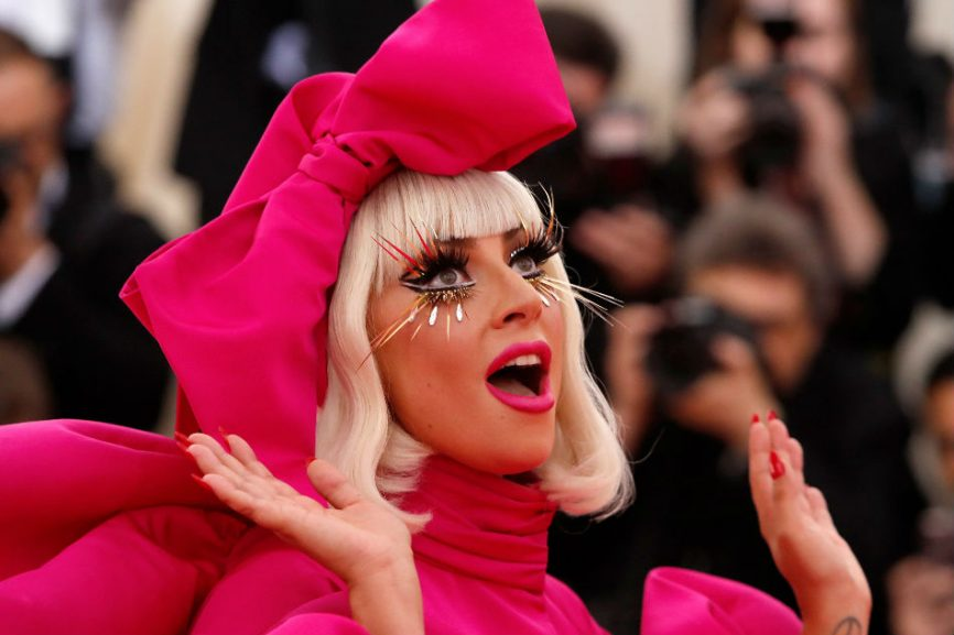 SABC News Gaga Reuters 866x577 - Lady Gaga stuns at high fashion Met Gala