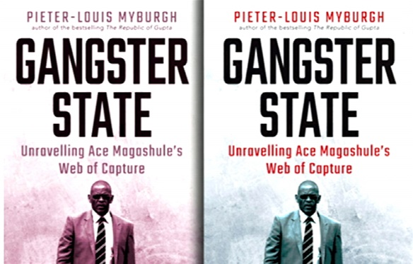Cover of the book Gangster State by , Pieter-Louis Myburgh.