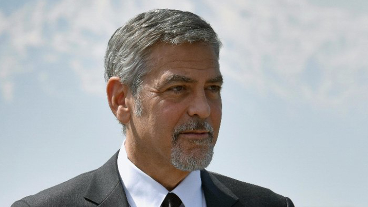 "SABC News George Clooney AFP - George Clooney returns to television with ""Catch 22"""