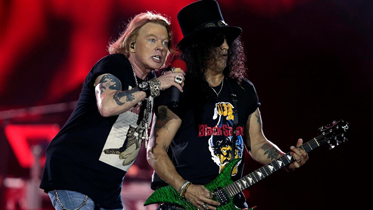 SABC News Guns n Roses reuters - Guns N' Roses suing over rose-style beer, alleging trademark infringement