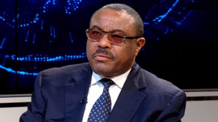 Hailemariam Desalegn Boshe on Morning Live