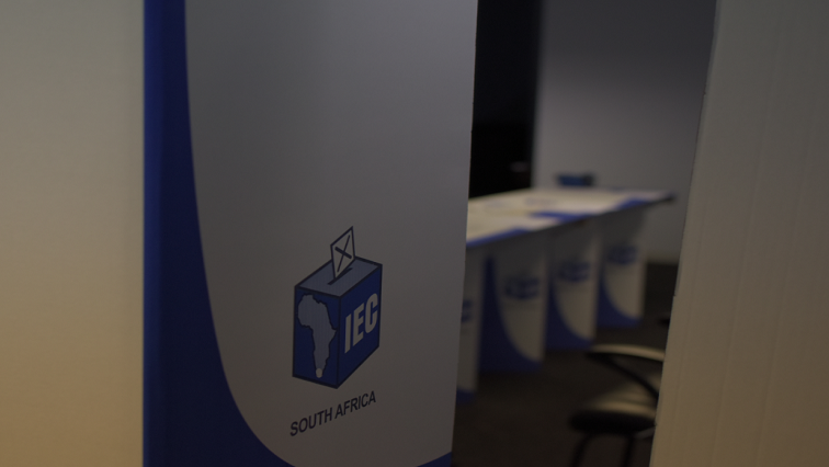 SABC News IEC Ballot Boxes Dinilohlanga Mekuto - Hospitalised patients unable to cast their votes