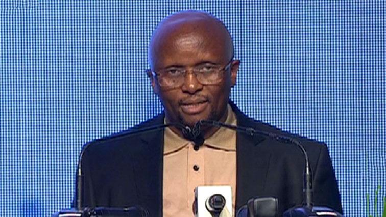 IEC CEO Mosotho Moepye