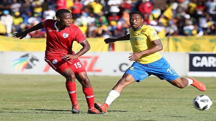 SABC News Instagram via sundownsfc - Free State Stars expected to lay off staff following relegation