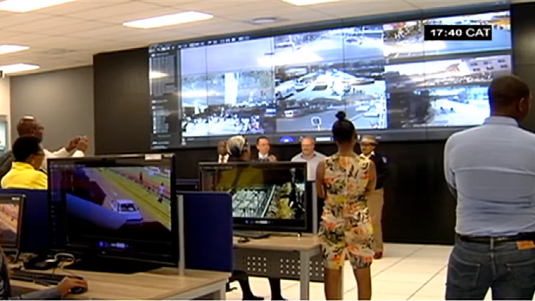 SABC News JMPD CCTV - City of Johannesburg launches CCTV undercover reaction unit