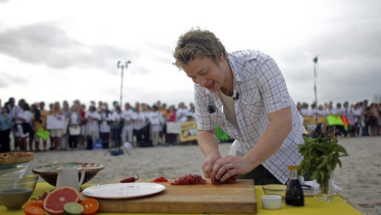 SABC News Jami Oliver Reuters - Jamie Oliver's restaurant chaingoes bust