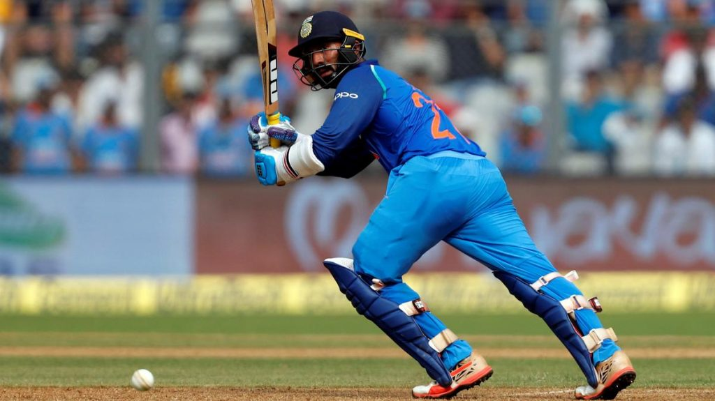 SABC News Karthik Reuters 1024x575 - Dinesh Karthik named as India's wicketkeeper for World Cup