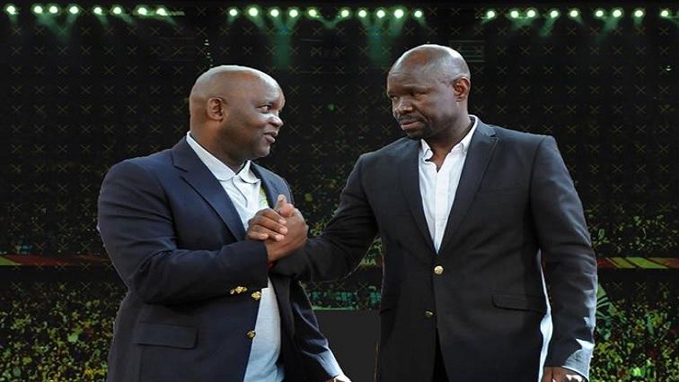 SABC News Komphela Twitter - We need to learn from Pitso Mosimane: Komphela