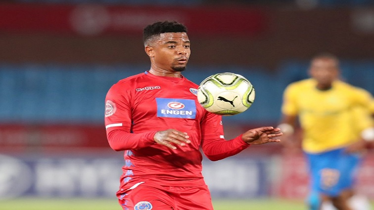 Lebese with a soccer ball