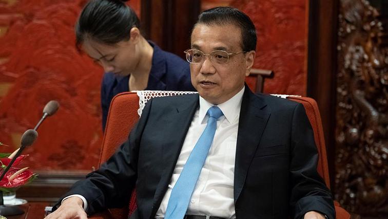 SABC News Li Keqiang Reuters - China's Premier underlines tax cuts to benefit enterprises, boost market vitality