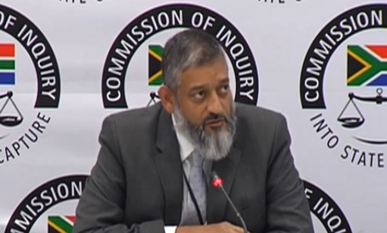 SABC News Mahomed - Executives acted collaboratively to the detriment of Transnet: Mahomedy