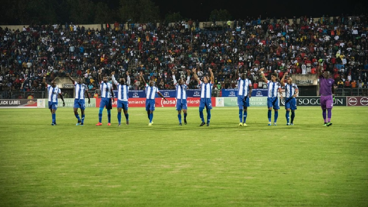 SABC News Maritzburg United Twitter @MaritzburgUtd - Maritzburg United escape the ABSA Premiership relegation
