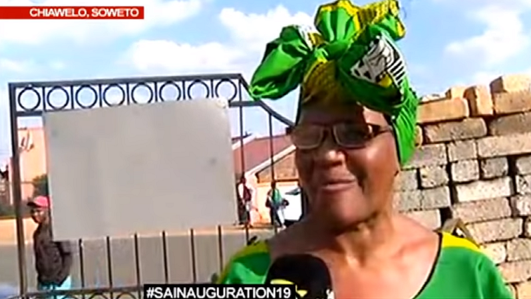 SABC News Mavis Mukwevho Chiawelo - President Ramaphosa's Chiawelo neighbours wish him well