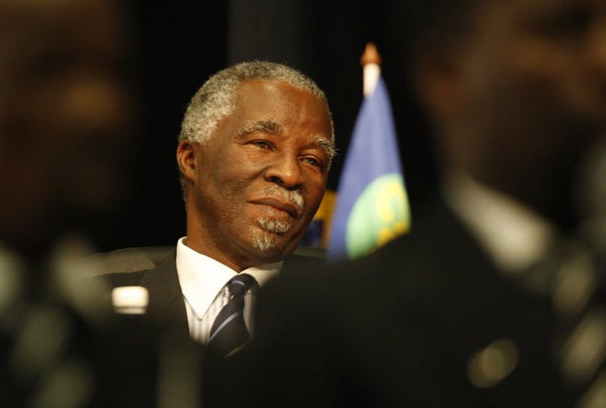 SABC News Mbeki Reuters 856x577 - Mbeki honoured in exhibition for role in African development