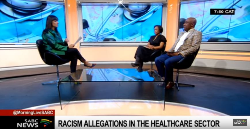 SABC News Medical aid SABC News - Medical aid schemes accused of racial profiling
