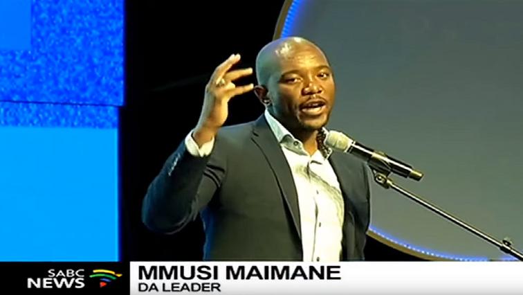 SABC News Mmusi Maimane 2 - Maimane's resignation imminent: Analyst