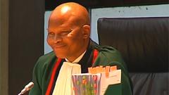 Chief Justice Mogoeng Mogoeng