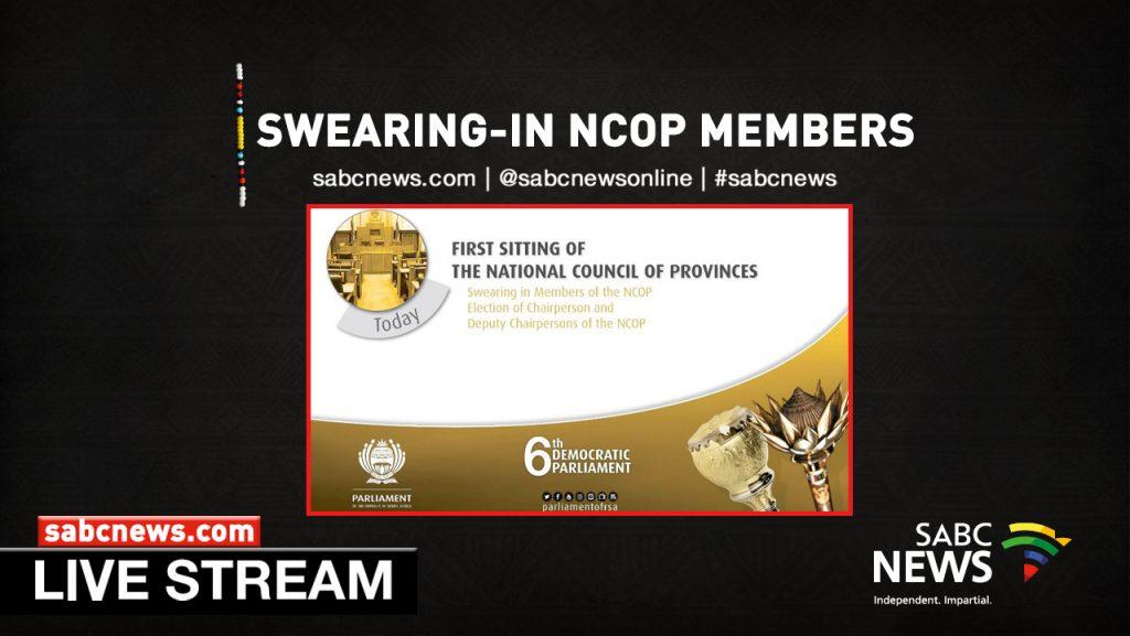 SABC News NCOP sitting LIVESTREAM 1024x577 - WATCH: First sitting of NCOP