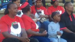 Nehawu workers