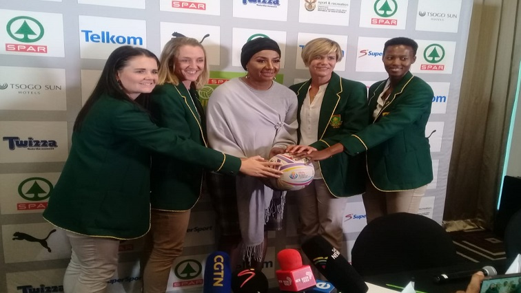 Netball South Africa announces team for 2019 World Cup - SABC News - Breaking news, special reports, world, business, sport coverage of all South African current events. Africa's news leader.