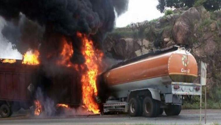 Nigeria Tanker