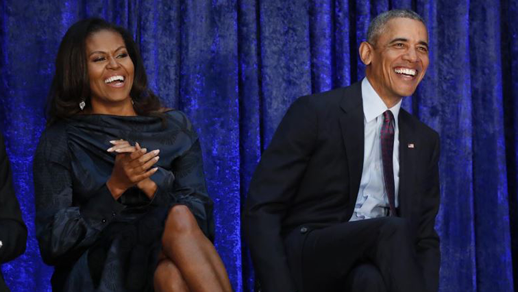 SABC News Obamas Reuters - Obamas' Netflix slate features period drama, family show about vegetables