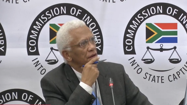 SABC News Peter Volmink State Capture Inquiry - Some officials do not comply with procurement processes: Transnet's Volmink